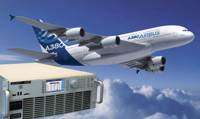 Airbus A380 ABD0100.1.8 Compliance Test Option